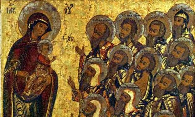 panagia-saints