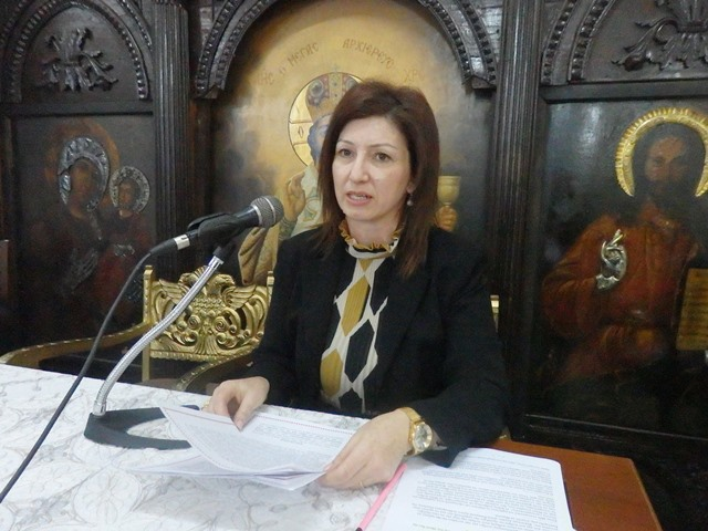 ΣΧΟΛΗ ΓΟΝΕΩΝ, κ.Φωτεινή Τοπαλίδου: «Γιατί κρίση μέσα στο γάμο»